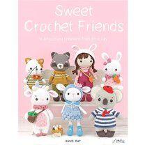 -Sweet Crochet Friends Haakboek 9999-2705 - Sweet Crochet Friends Haakboek 9999-2705