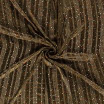 -NB21 16274-027 Chiffon bedrukt dierenprint olijfgroen - NB21 16274-027 Chiffon bedrukt dierenprint olijfgroen
