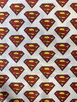 -JO 5717-601 Katoen DC logo superman - JO 5717-601 Katoen DC logo superman