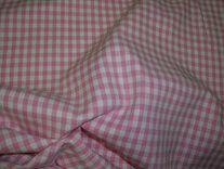 NB 5582-011 Katoen Boerenbont ruit roze 0.4 - NB 5582-011 Katoen Boerenbont ruit roze 0.4