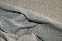 Stenzo 18600-16 Tricot uni grijs gemeleerd - Stenzo 18600-16 Tricot uni grijs gemeleerd