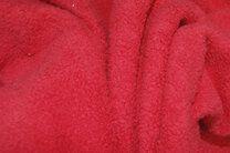 RS 0233-015 Fleece katoen rood - RS 0233-015 Fleece katoen rood