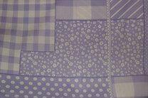 NB 5634-043 Katoen patchwork lila - NB 5634-043 Katoen patchwork lila