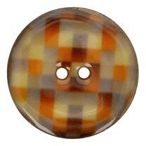 Kokos knoop ruit 5683/64 col 6 grijs/mosterd/kobalt op=op - Kokos knoop ruit 5683/64 col 6 grijs/mosterd/kobalt op=op