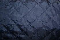 KN 0168-600 Gestepte voering donkerblauw - KN 0168-600 Gestepte voering donkerblauw