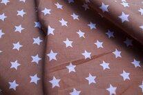 -NB 5571-053 Katoen ster beige - NB 5571-053 Katoen ster beige