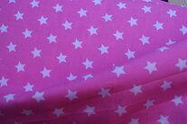 NB 5571-011 Baumwolle Sterne rosa - NB 5571-011 Baumwolle Sterne rosa