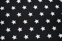 -NB 5571-069 Katoen ster zwart - NB 5571-069 Katoen ster zwart