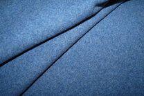 OR8001-007 Organic cotton fleece jeansblauw gemeleerd - OR8001-007 Organic cotton fleece jeansblauw gemeleerd