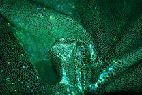 NB 2213-025 Lamee (rekbaar) folie-achtig groen - NB 2213-025 Lamee (rekbaar) folie-achtig groen