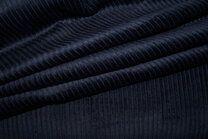 NB 3044-008 Cordstoff medium dunkelblau - NB 3044-008 Cordstoff medium dunkelblau