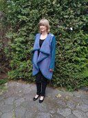Fleece vest/tussenjas