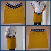 Doris Skirt van Misusu
