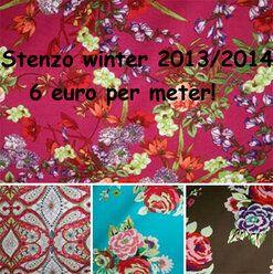 OPRUIMING STENZO 6 EURO PER METER