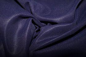 Voeren van een kledingstuk stoffen - Voering rekbaar 10 paars