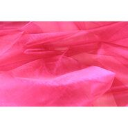 Carnavalsstoffen - BU 4455-9 Organza fuchsia