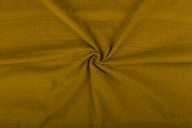 Ribcord und Velvet - NB 9471-034 Rippe dunkel ocker