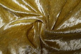 Velours de Panne - Velours de panne beige