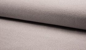 Silberne Stoffe - KC8238-061 Baby Waffelfrottee silber/grau