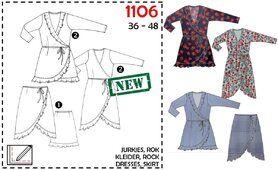 It's a fits - It's a fits 1106: jurkje, rok