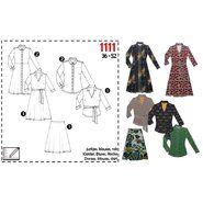 Naaipatronen - It's a fits 1111: jurk, blouse, rok