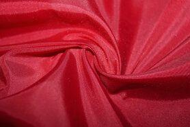 Brandwerende stoffen - Brandvertragende stof voering warm rood