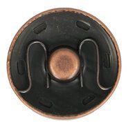 Knöpfe - Manteldrukker 30 mm brons 2000-30