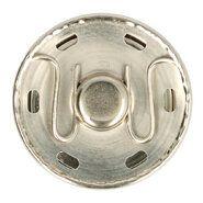 Knöpfe - Manteldrukker 30mm nikkel 2000-30