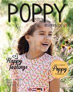 Diverse (hobby) patroonboeken - By Poppy magazine editie 14