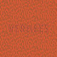 By Poppy - ByPoppy19/20 7294-011 French Terry funky stripes oranje