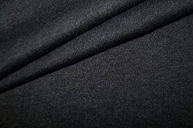 Nooteboom Tricot - NB 0835-168 Bi-stretch donkergrijs