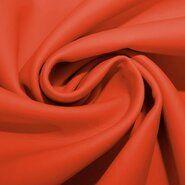 Polyester stof - KN 0761-505 Rubberdoek oranje