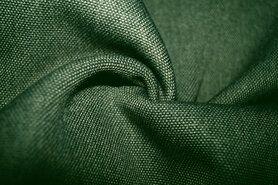 Polyester stof - BM 322228-B3-X Interieur- en gordijnstof donkergroen