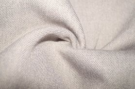 Polyester stof - BM 322228-P-X- Interieur- en gordijnstof ecru