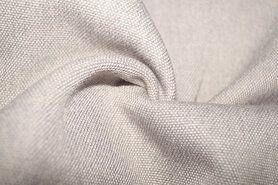 Witte meubelstoffen - BM 322228-P-X- Interieur- en gordijnstof ecru