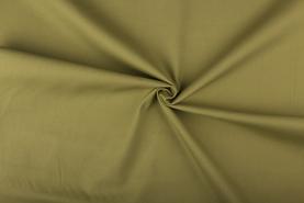 Groene meubelstoffen - NB 4795-023 Canvas licht olijfgroen