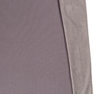Goedkope fleece stof - NB20 14370-054 Alpenfleece grijs