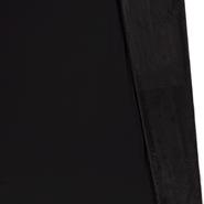 Fleece katoen (Sherpa) - NB20 14370-069 Alpenfleece zwart