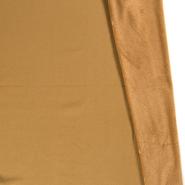 Goedkope fleece stof - NB20 14370-037 Alpenfleece okergeel