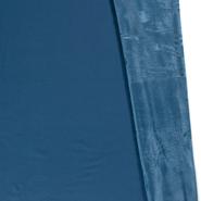 Goedkope fleece stof - NB20 14370-024 Alpenfleece petrol