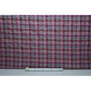 Karierter Stoff - Ptx 966501-41 Baumwolle/Polyester Karo violett