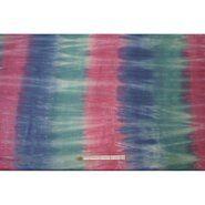 Viscose - Ptx 982400-5 Viscose Tie Dye roze/mint/blauw