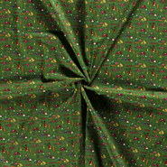 Baumwollstoffe - NB20 Dapper 14394-026 Baumwolle Fahrzeuge grün