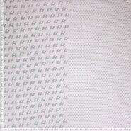 Herz - Ptx20 961074-63 Katoen olifantje wit/mint/grijs