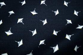 Stretch - Ptx 967127-11 Stretch Sonnenschirm sehr dunkelblau
