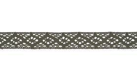 Spitzenband* - XLA12-527 Spitzenband grün 20mm