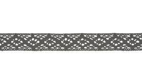 Grijs - XLA12-562 Kant grijs 20mm