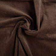 Stretch - KN20/21 0779-100 Ribcord stretch bruin