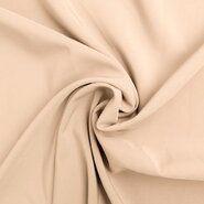Polyester en elastan - KN20/21 0854-020 Bi-stretch ecru