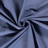 Paarse stoffen - NB 10800-106 Tricot uni indigo